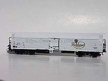 Sachsenmodelle 16049 4х осный вагон ледник Radeberger принадлежности DR, масштаба 1:87,H0