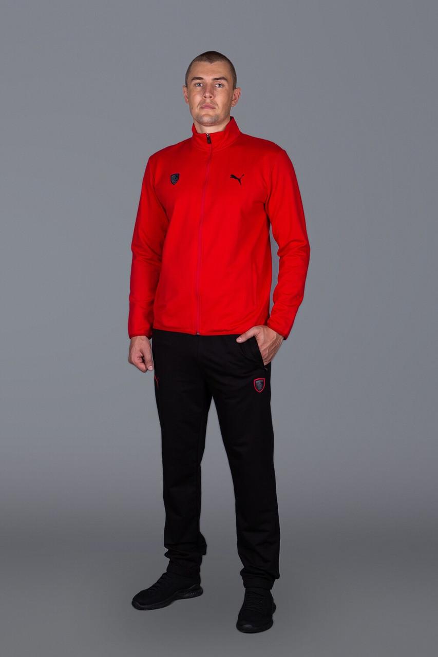 Мужской спортивный костюм Puma Ferrari (Puma-Ferrari-z-2563-2)