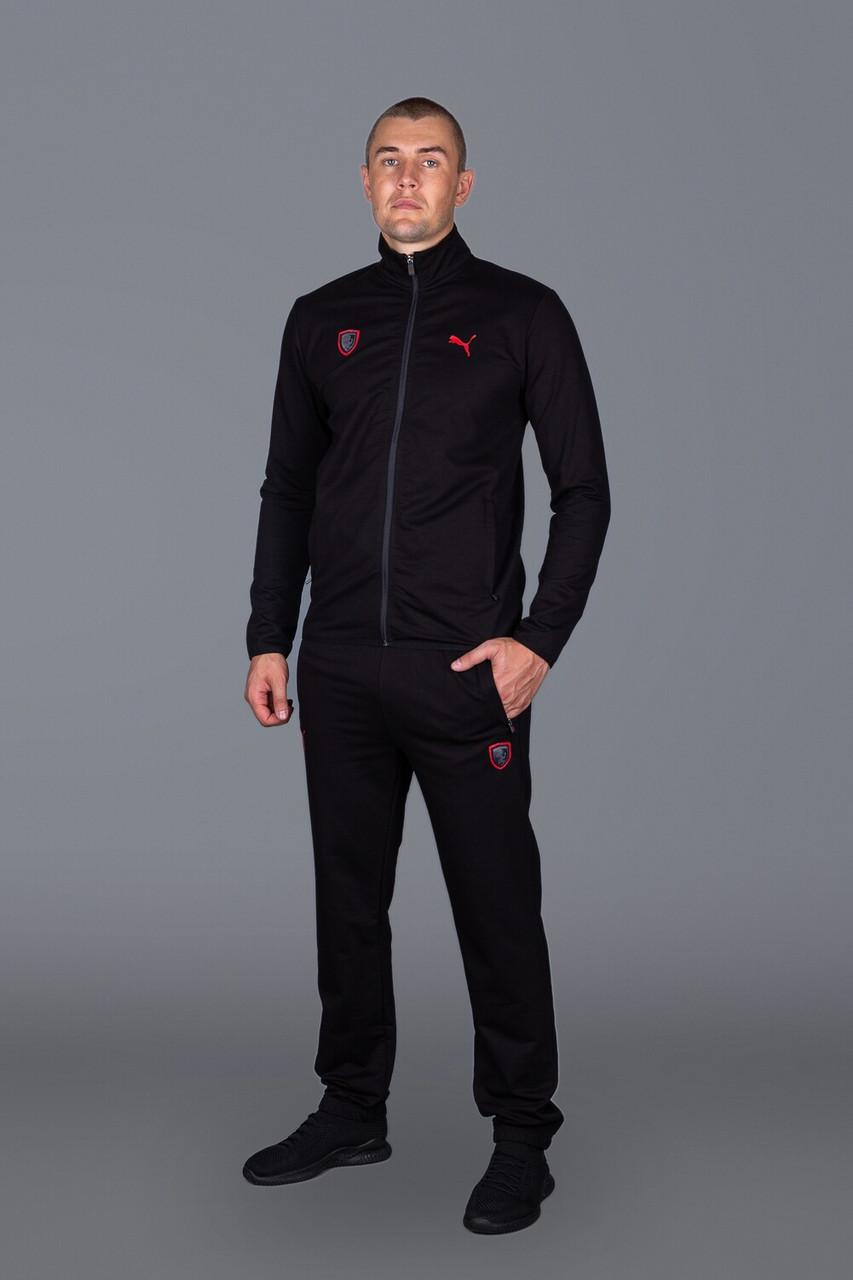 Мужской спортивный костюм Puma Ferrari (Puma-Ferrari-z-2563-3)