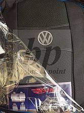 Чехлы на сиденья модельные Volkswagen caddy 5 мест (фольксваген кадди кедди) 2010+ деленная