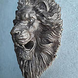 Дверний молоток Лев, фото 2