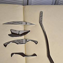 Набір блейдів в чехлі сталь блейд