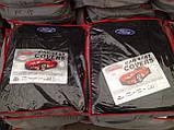 Авточехлы на Ford Transit 2006> van 1+2, фото 4