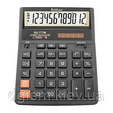 Калькулятор Brilliant BS-777М 12разр.