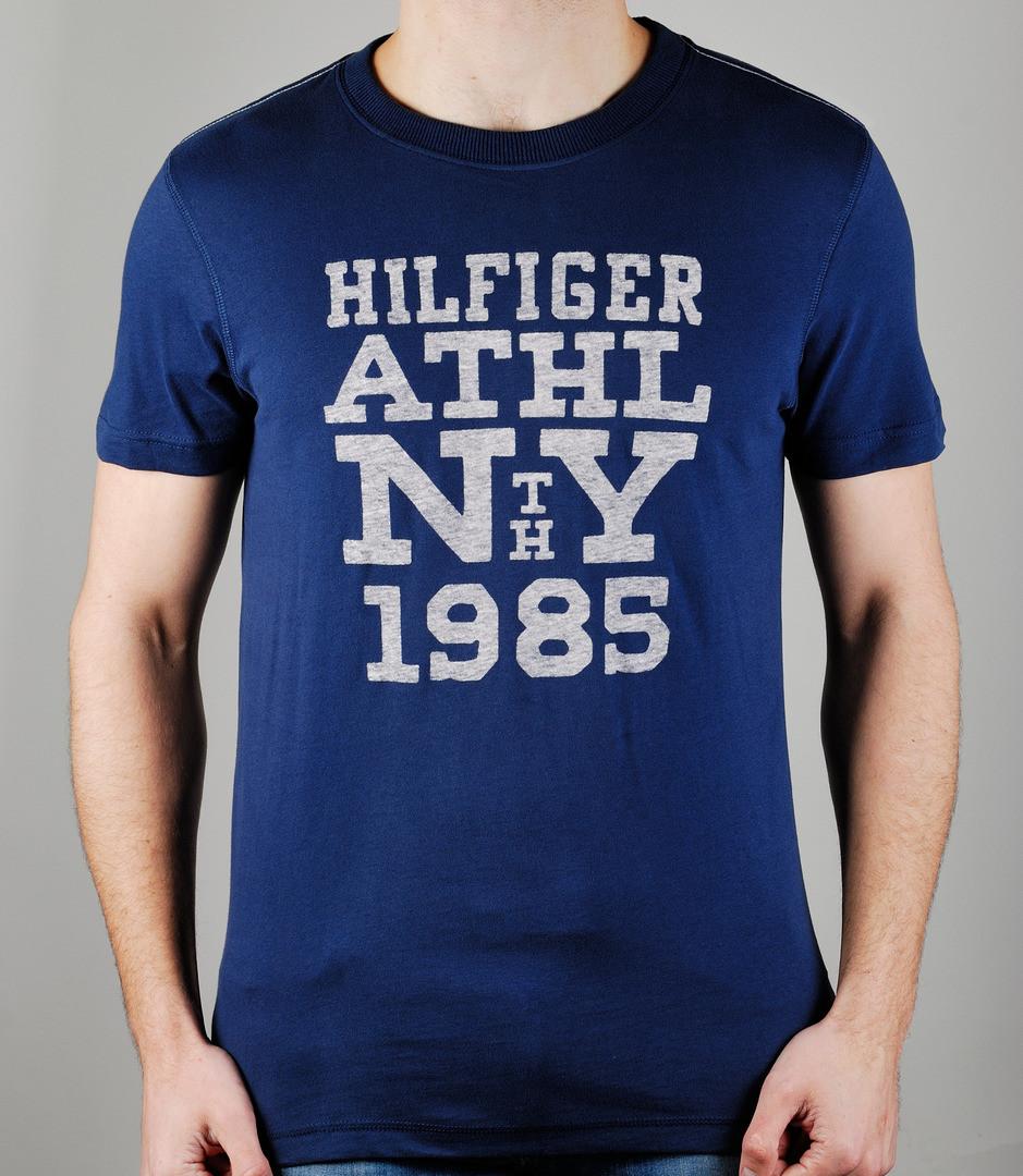Футболка Tommy Hilfiger 790 (Tommy Hilfiger 790-1)