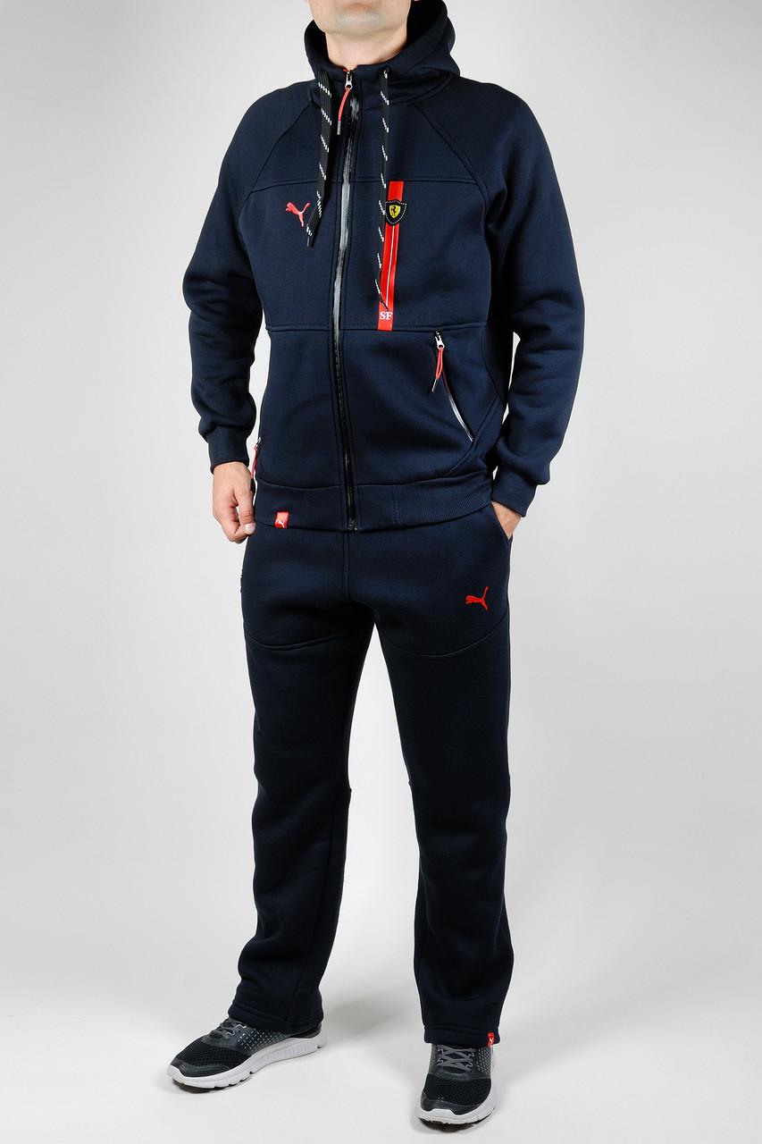 Зимний спортивный костюм Puma(Scuderia/2018D.B)