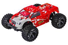 Радіокерована модель Монстр 1:18 Himoto Mastadon E18MT Brushed (червоний)