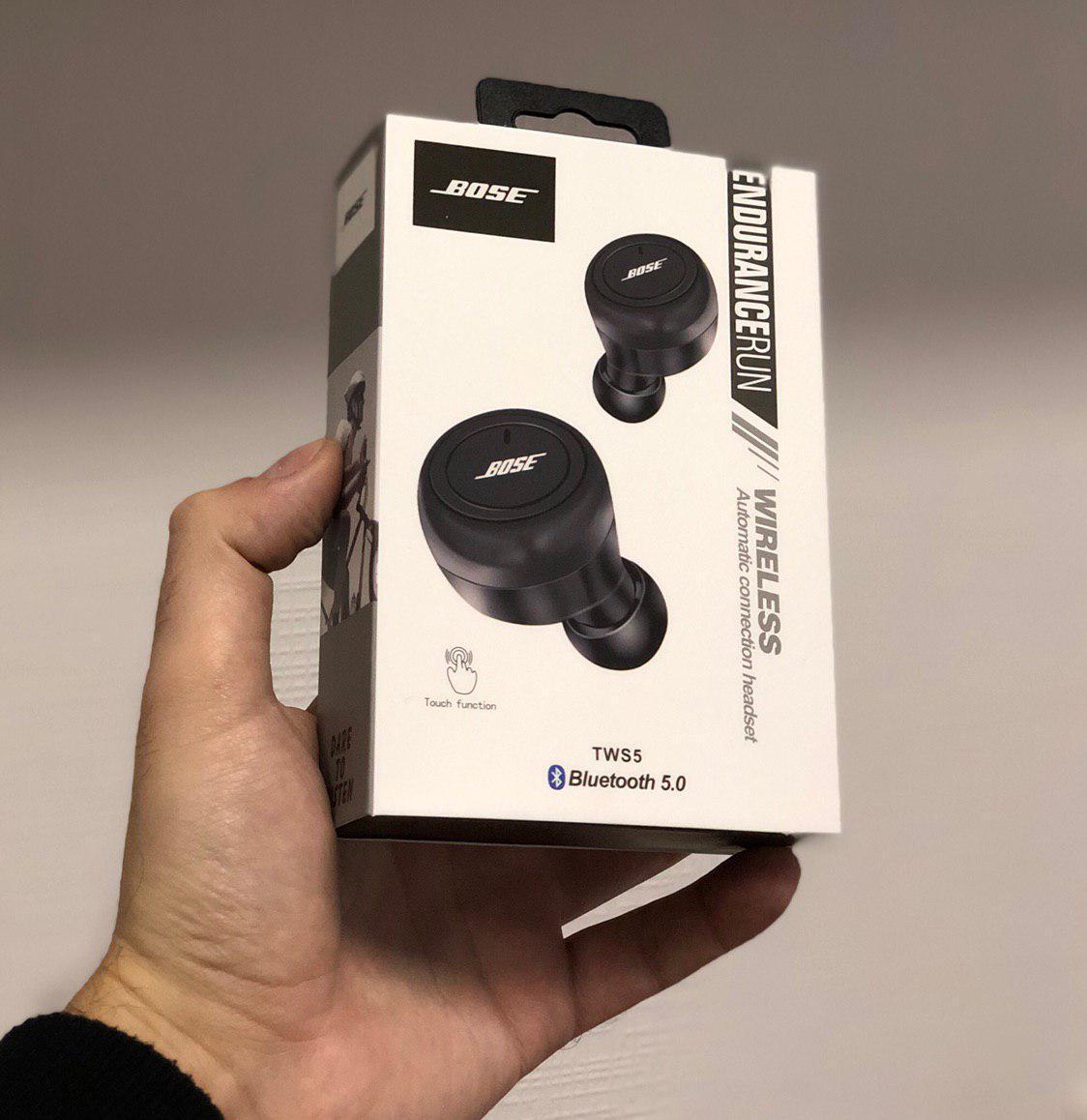 Беспроводные Bluetooth наушники Bose TWS 5