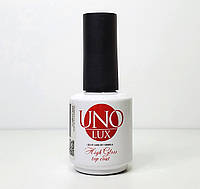 Uno Lux High Gloss Top Coat - Верхнее супер глянцевое покрытие (15 мл.), фото 1
