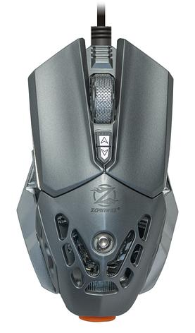 Комп'ютерна ігрова миша USB Zornwee GX30, фото 2