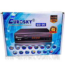 Eurosky ES-20 IPTV метал DVB-T2
