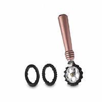 Marcato Pastawheel Rosa фигурный нож для теста, лапши, розовый
