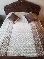 Покрывало с подушечками на кровать Евро размера, фото 1