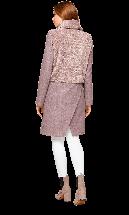 Женское демисезонное пальто ЗЕФИР, фото 3