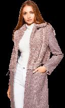 Женское демисезонное пальто ЗЕФИР, фото 2