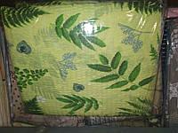 Двоспальне постільна білизна жатка Тирасполь зелень