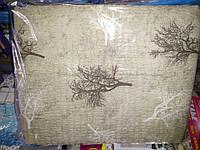 Двоспальне постільна білизна жатка Тирасполь капучіно