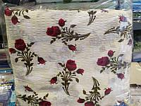 Двоспальне постільна білизна жатка Тирасполь трояндочки