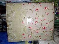 Двоспальне постільна білизна жатка Тирасполь блідо-рожеве