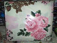 Двоспальне постільна білизна жатка Тирасполь - троянди