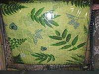 Сімейна постільна білизна жатка Тирасполь зелень