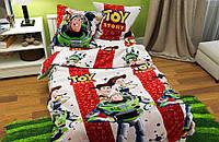 Детское постельное белье Gold - Toy Story Toys