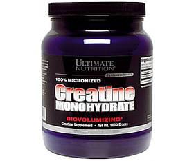 Креатин моногидрат Ultimate Nutrition Creatine (1 kg)
