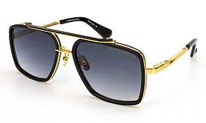 Солнцезащитные очки Dita Endurance-199-58-04-GLD-BLK (Крупные)
