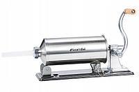 Шприц колбасный горизонтальный Kamille на 5,5 кг (KM 6507), фото 1