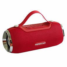 Беспроводная портативная Bluetooth колонка HOPESTAR H40, фото 3