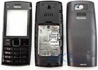 Корпус Nokia X2-05 с клавиатурой Black