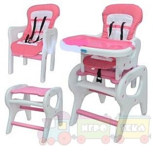 Детский стульчик-трансформер BAMBI M 0816