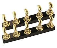 Подставка-держатель для типс магнитная, цвет золотой, 10 шт., фото 1