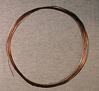 Медная проволока / Медная проволока, диаметр 0,8 мм, метр