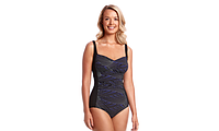 КУПАЛЬНИК FUNKITA RUCHED ONE PIECE DD-E CUP-DREAM WEAVER