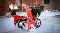Какой снегоуборщик купить? Оборудование для уборки снега в зимнем саду