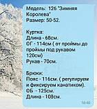 Зимний лыжный женский костюм про-во Украина, 3 цвета , разм 50-52, фото 8