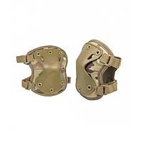 Тактические налокотники MilTec Multicam 16232349