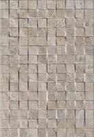 Плитка Атем настенная облицовочная Atem Shale Mosaic (Шейл) B 275 х 400 бежевая