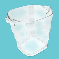 Ведро квадратное для льда акриловое 3,5 л
