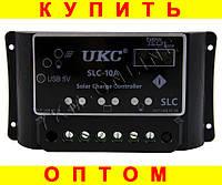 Solar controller для солнечных установок UKC 10А