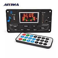Bluetooth MP3 модуль Ayima, USB/SD/FM/Bluetooth, для дома и автомобиля