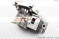 Блок двигателя мотокосы в сборе 40мм