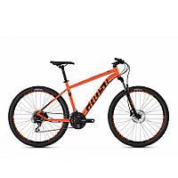 """Велосипед Ghost Kato 2.4 24"""", KID, оранжево-черный, 2020"""