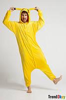 Кигуруми Пикачу покемон для ребенка 130 см. Пижама - костюм взрослый и детский