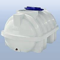 Емкости полиэтиленовые горизонтальные 250 литров