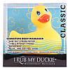 Вибромассажер уточка I Rub My Duckie - Classic Yellow v2.0, скромняжка, фото 4