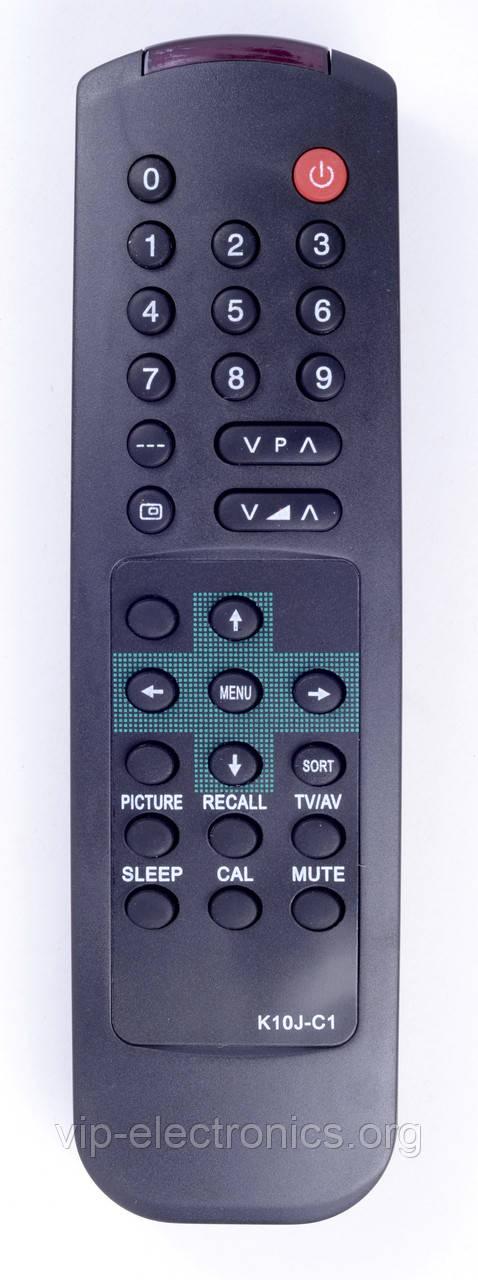 Пульт Rolsen  KEX10J-C1 (TV)  Elektron  як оригінал