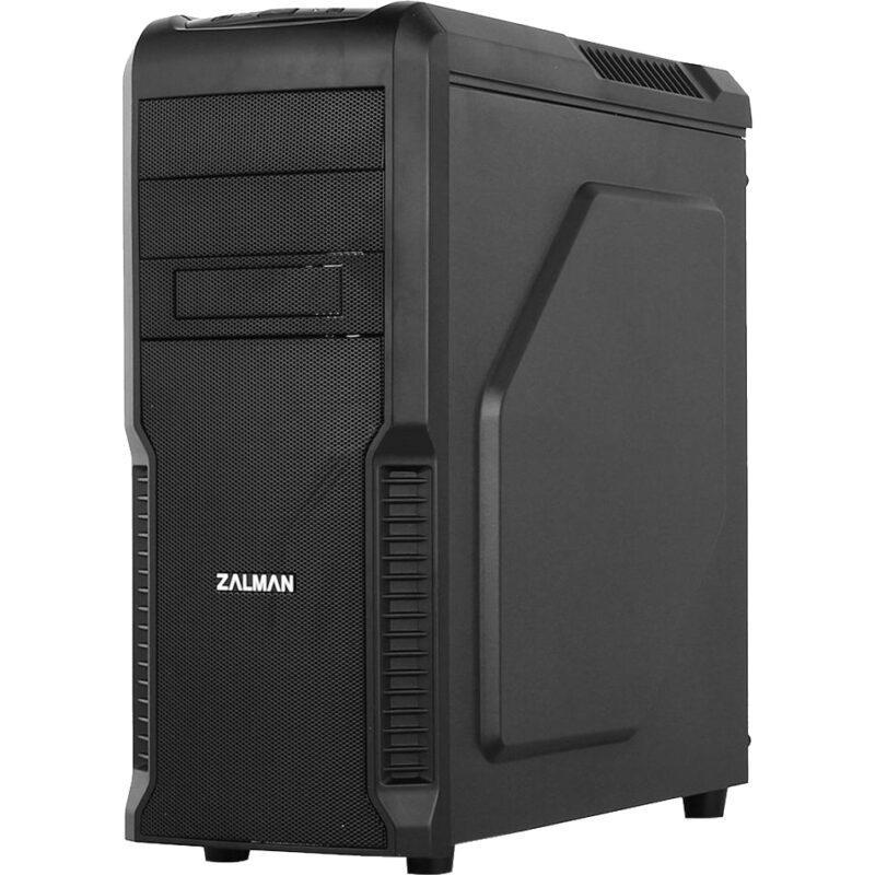 Корпус Zalman Z3 Plus без БП ATX 1*USB3.0, 2*USB2.0, HDAudio (Zalman Z3 Plus)