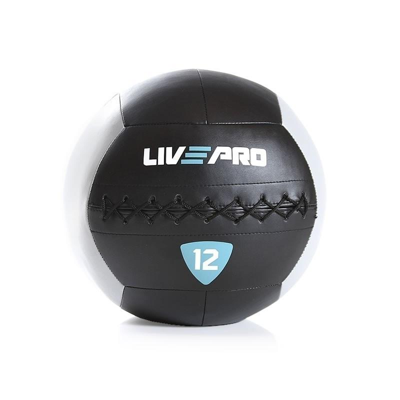 Мяч для кроcсфита LivePro Wall Ball (LP8100-12)